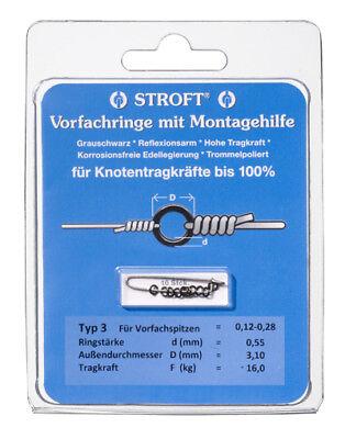 Stroft I Terminali Anelli Pitzenbauer Tipo 3 = 0,12mm - 0,28mm I Terminali Punte-
