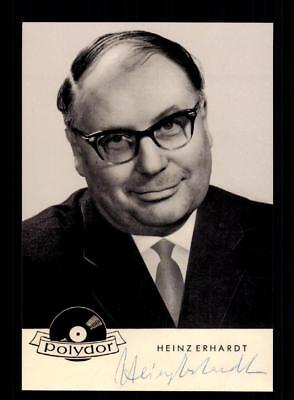 Heinz Erhardt ++Film Komiker +Autogramm+ +CH 218