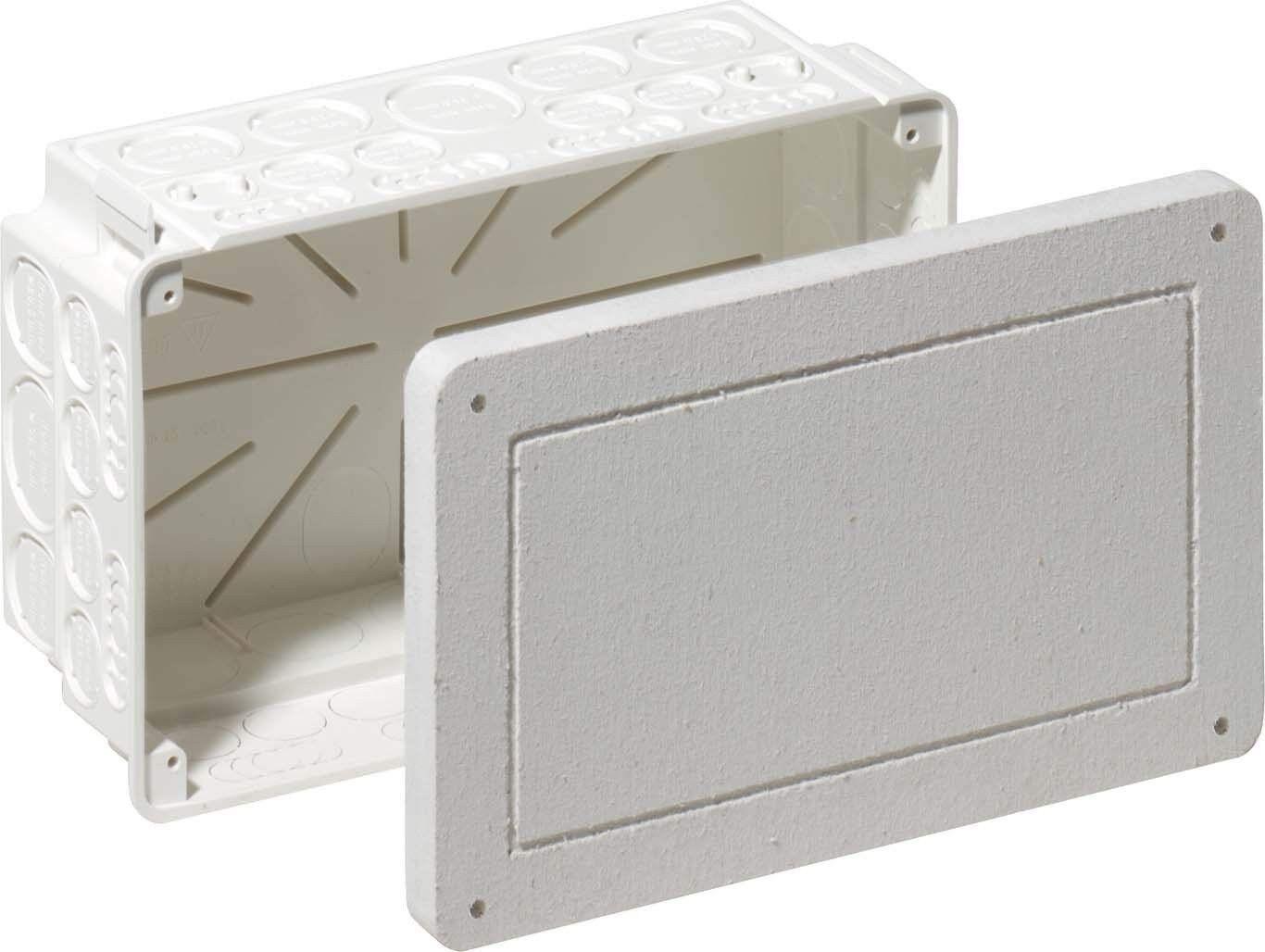 Kaiser – Box Montage Universal Panel Faser Mineral 240 x 142 x 102   Hohe Sicherheit