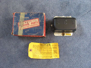 1949 Chrysler Town & Country Generator Regulator NOS | eBay