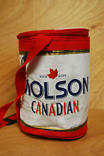 Molson Canadian Beer Cooler Bag - Many Uses Nice Quality - New & Free Shipping