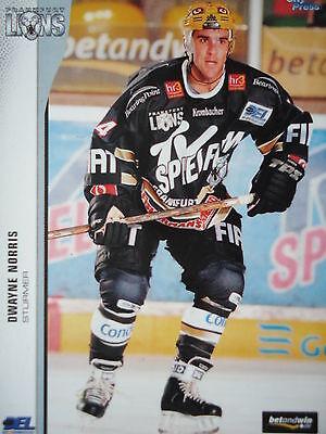 091 Dwayne Norris Frankfurt Lions Del 2005-06-