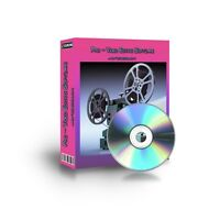 Simple Avidemux Video Editing Software Suite For Pc Windows 7 8 Cdrom