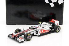 Jenson Button McLaren Mercedes MP 4-26 Formel 1 2011 1:18 Minichamps