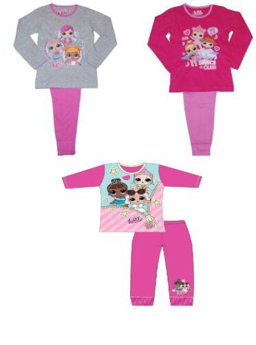 LOL Surprise Dance Nightwear Kids Girls Pyjamas Set Dolls Swing  4-10 Years