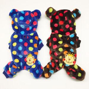 Hiver-chat-chien-combinaison-petit-Pet-Chihuahua-cothes-Crown-bear-Puppy-Manteau-a-capuche