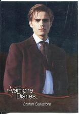 Vampire Diaries Season 1 Foil Chase Card  F01 Stefan Salvatore
