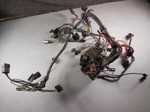 image is loading 61-corvair-van-greenbrier-under-dash-wiring-harness-
