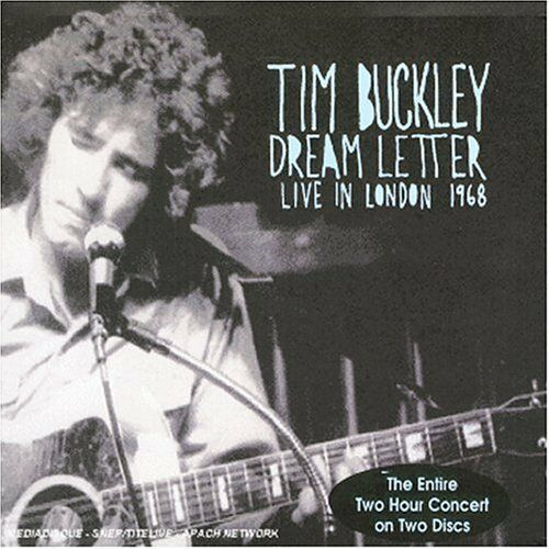 1 of 1 - Tim Buckley - Dream Letter: Live in London 1968 [New CD]