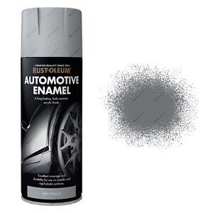 X24-Rust-Oleum-Auto-Auto-Lack-Auto-aerosol-spray-farben-grau-titan
