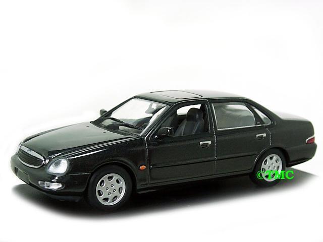 Ford Scorpio 1994 -1997 svkonst metallic   Minichamps 1 43