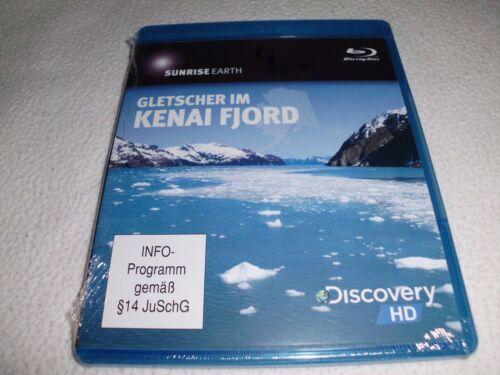 1 von 1 - Discovery HD: Sunrise Earth - Gletscher im Kenai Fjord Blu-ray FSK 0