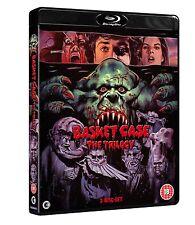 BASKET CASE TRILOGY (3 DISC ): New Blu-Ray