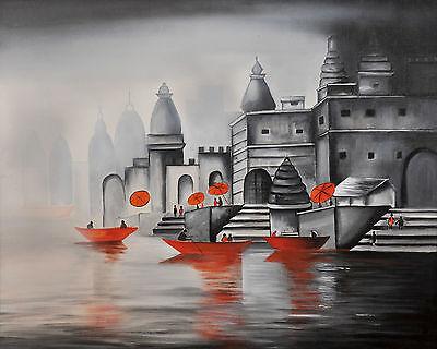 "Artistic Matt Framed Painting(Reprint) By Dreamzdecor-20""x 16"" Size."