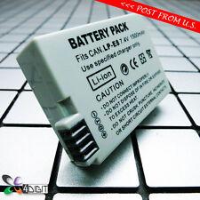 LP-E8 LPE8 4515B002 Battery for Canon EOS Digital Rebel T2i T3i T4i T5i EOS550D