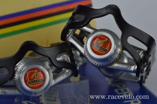 Staubkappen dust caps Peugeot Ofmega Gipiemme Campagnolo pedalen pedals alu