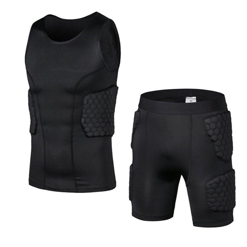 Training Anti Collision Sports Men Fitness Tiger Muay Thai Short Boxing Clothing