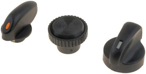 HVAC Heater Control Knob-Carded Dorman 76901