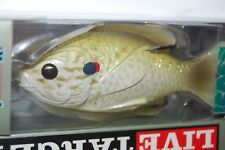 """7//16 oz /_S22 Live Target Hollow Body Sunfish Pearl//Olive Pumpkinseed 3.0/"""""""