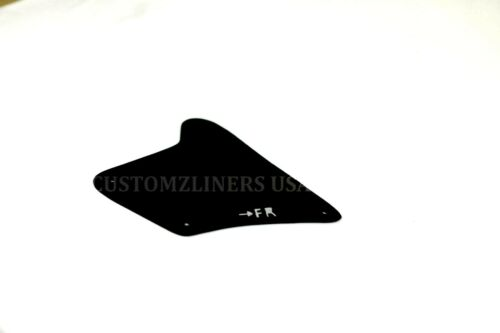 Splash Shield For 4Runner Fender Liner Apron Splash Seal Flap Skirt Splash Guard