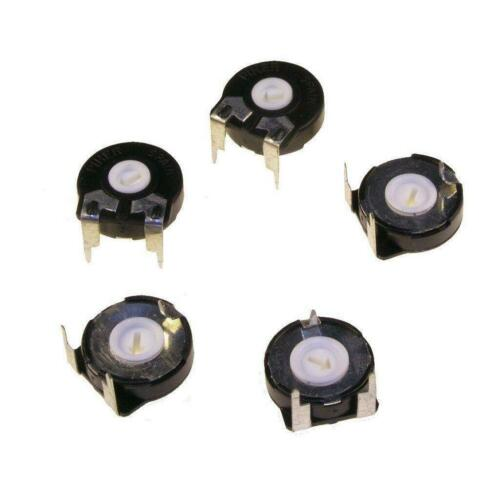 5 Trimmer Poti Piher PT15LV 2,5KOhm Trimmpoti PT15 LV liegend 2,5K 004591