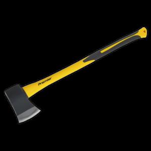 AX97 Tala Hacha Eje De Fibra De Vidrio 4.5lb Sealey Herramientas de jardín [] hachas herramientas de jardín