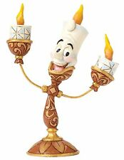 DISNEY TRADITIONS OOH LA LUMIERE CHANDELIER beauté beast figurine 12cm 4049620