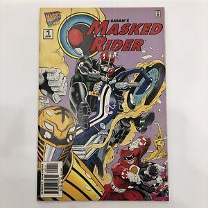 Masked-Rider-1-1996-Marvel-Comics-Power-Rangers-First-Print-MMPR