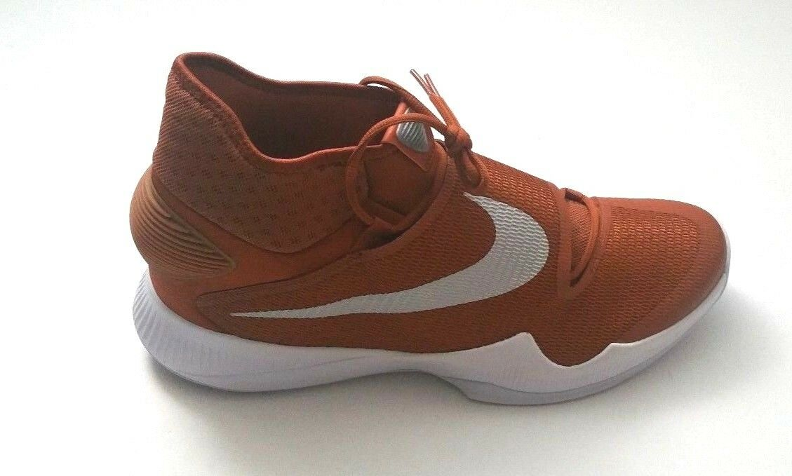 Nike homme 835439-802 Zoom Hyperrev 2018 TB Burnt 15 Orange Basketball chaussures SZ 15 Burnt 70c4c6