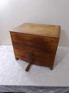 Antikes Holz Butterfass Schleuder Zentrifuge - Vintage - um 1900 - Handgefertigt