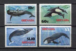 25984) Grenada Grenadines 1983 MNH New Whales