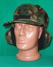 Bulgaria Army WOODLAND Pattern CAMOUFLAGE Winter CAP sz.XXL