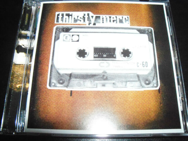 Thirsty Merc Self Titled CD – Like New
