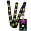 High-quality-ID-badge-holder-RAINBOW-STARS-amp-Secure-Lanyard-neck-strap-soft thumbnail 25