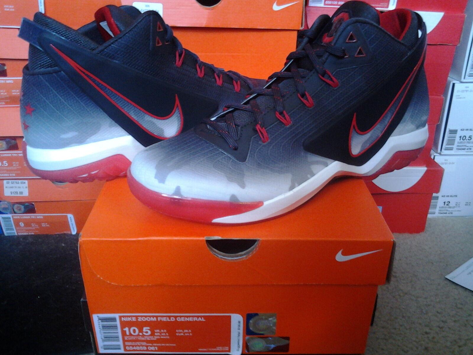 Nike amp air zoom campo generale dell'ohio buckeyes lunar libera amp Nike 1 osu 654859 061 89a34d
