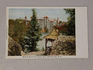 Vintage Postcard - Lake Mohonk Mountain House, Mohonk Lake, New York #567