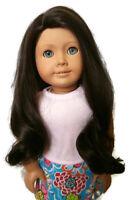 American Girl Doll Size Custom Wig 10-11