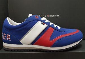 Caricamento dell immagine in corso Tommy-Hilfiger-scarpe-uomo-sneakers 5289da6a0f1