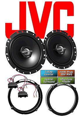 JVC Lautsprecher für SEAT IBIZA Typ6L  2002-05//2008  Türen Heck 300 Watt 1720X