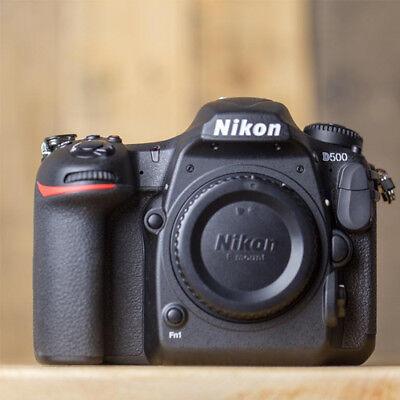 Nikon D500 DSLR Camera Body Only Multi (Kit Box) Stock in EU