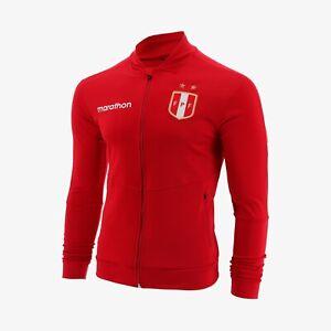 Details about JACKET PERU RED AMERICA CUP 2019 CASACA PERUANA COPA AMERICA 2019 ROJO
