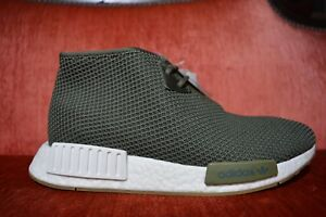 new arrival 7a18e 4ed28 Image is loading ADIDAS-CONSORTIUM-X-END-NMD-C1-GREEN-SAHARA-