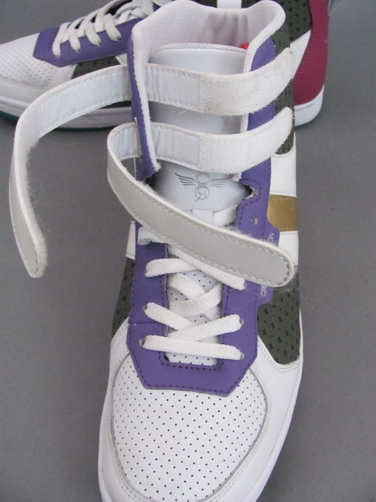 Creative Recreation Hi-Top mujer Zapatillas Zapatos Con Cordones Velcro para mujer Hi-Top nos 10M EUR 42L 47ae57