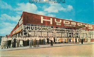 Hudsons-Big-Country-Store-roadside-TULSA-OKLAHOMA-JJK-Copy-Art-postcard-3765