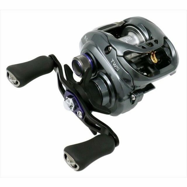 Daiwa Tatula SV TW 8.1 R (Right handle) Baitcasting Reel From Japan