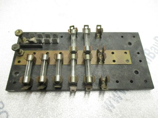 Boat Fuse Panel Marine Grade for Bayliner Capri 1980s Models for sale  online | eBay | Bayliner Fuse Box Location |  | eBay