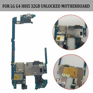 Carte Mere Principale Main Motherboard Mainboard Pour Lg G4 H815