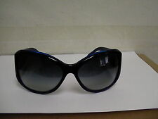 20970f74b8dae CHANEL CC Tweed Effect Bow Sunglasses 5205 Blue Authentic for sale ...