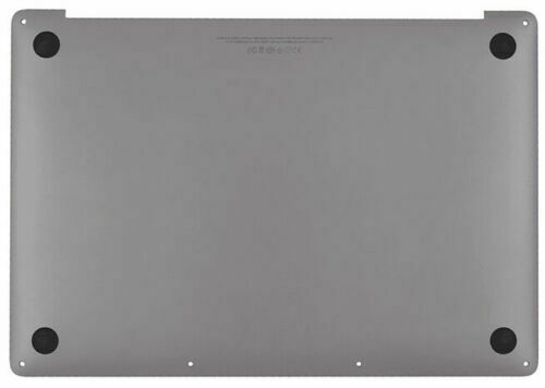 MacBook Pro 13 RETINA A1706 Late 2016 Mid 2017 Space Gray Bottom Case Cover A-