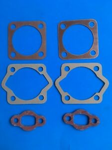 HEAD GASKET SOLID COPPER 2-Stroke Engine 66cc Motorized Bicycle Race Kit.Base+Ex
